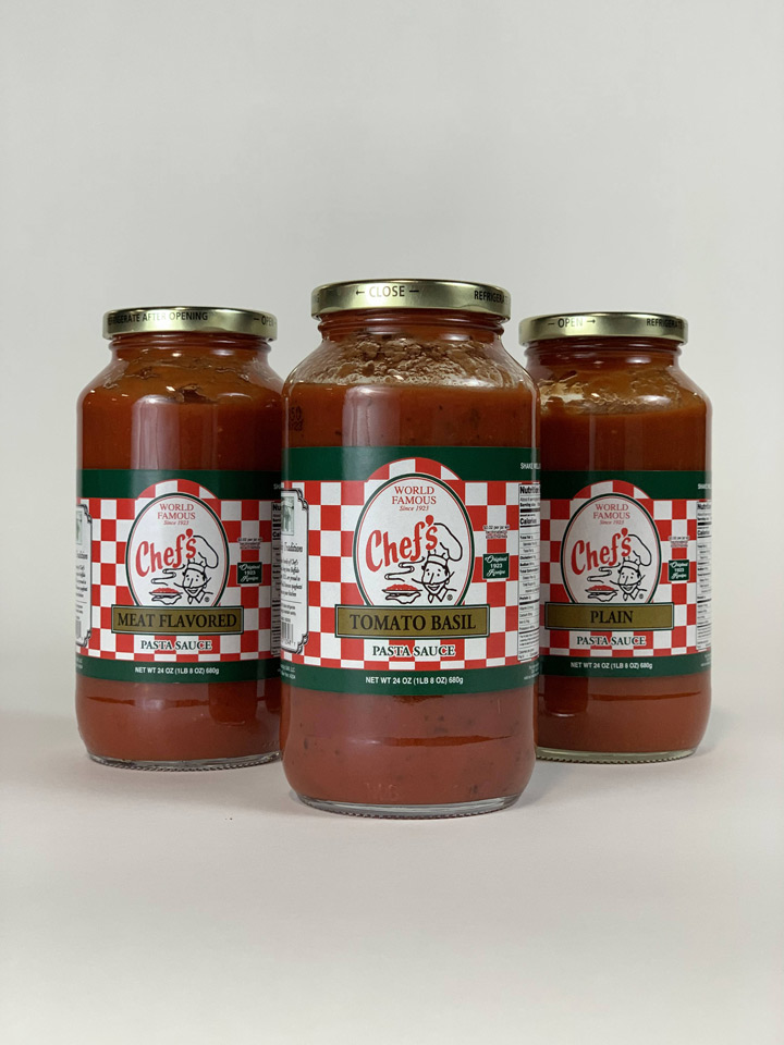 Chefs Sauces