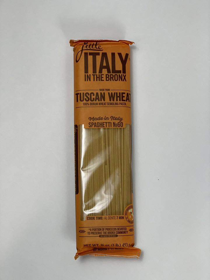 Little Italy In Bronx Spaghetti