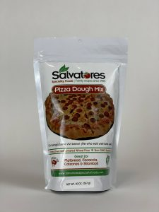 Salvatores speciality foods pizza dough mix