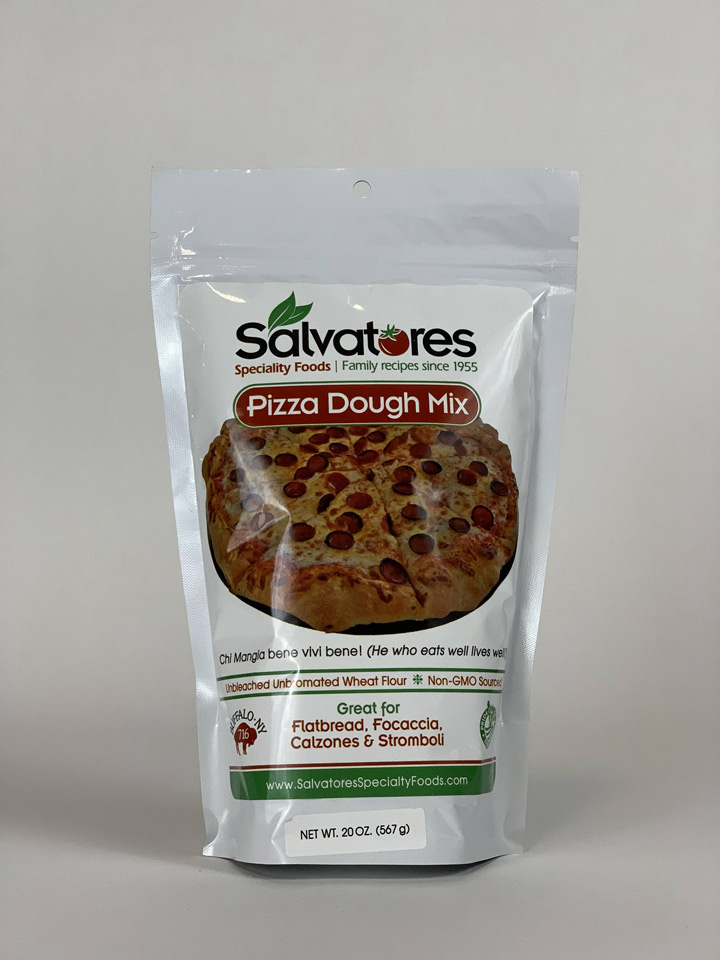 Salvatores speciality foods pizza dough mix (Subscription)