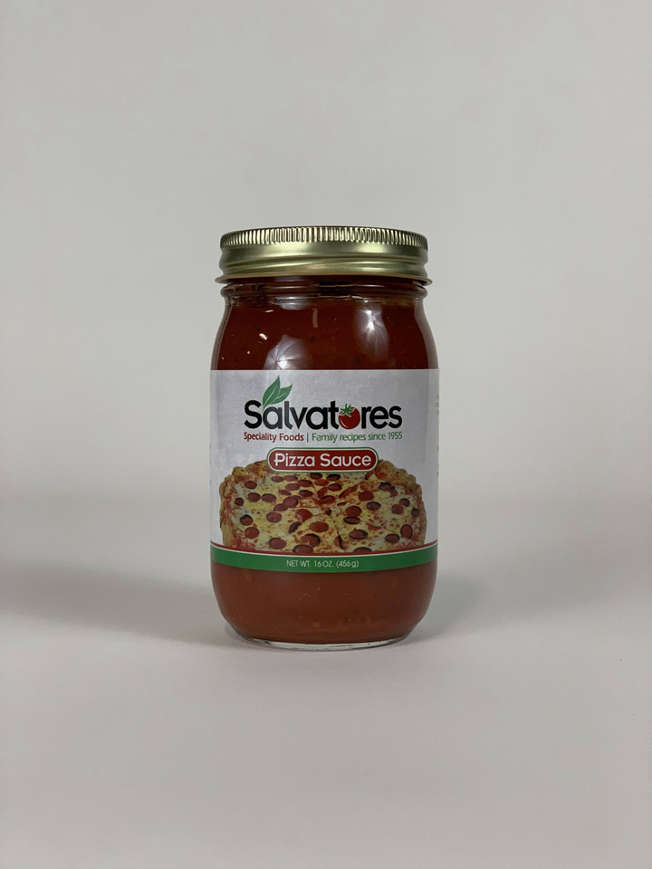 Salvatores specialty foods pizza sauce (Subscription)