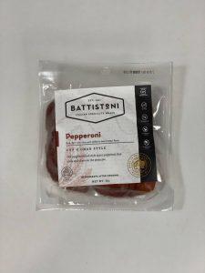Battistoni Pepperoni Cup & Char Style