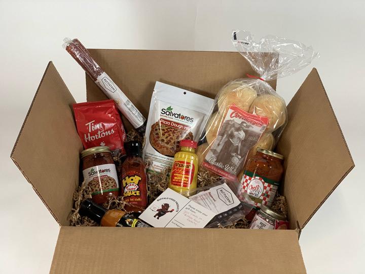 Buffalo Gift Box