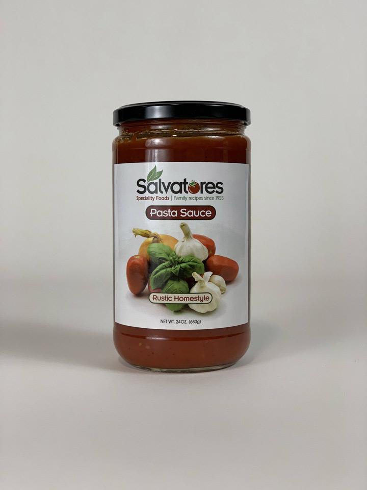 Salvatore's Pasta Sauce