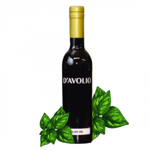 D'Avolio Basil Olive Oil (Subscription)